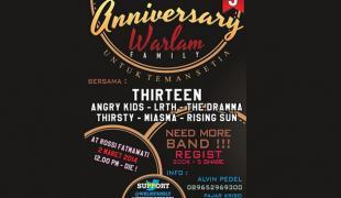 Anniversary Warlam Family