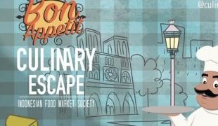 Culinary Escape : Bon Appetit