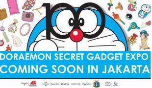 Doraemon 100 Secret Gadget Expo