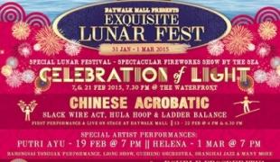 Exquisite Lunar Fest 2015