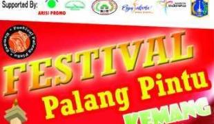 Festival Palang Pintu Kemang 2014