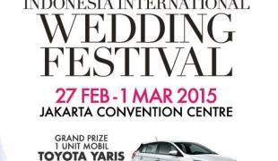 Indonesia International Wedding Festival 2015