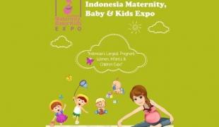 Indonesia Maternity Baby & Expo Anak (IMBEX) 2014