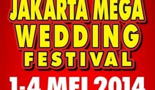 Jakarta Mega Wedding 2014