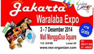 Jakarta Waralaba Expo (JAWARA) 2014