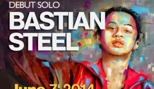 Konser Debut Solo Bastian Steel