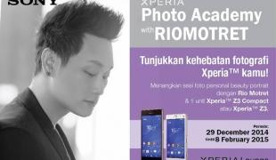 Kontes Foto Sony Xperia