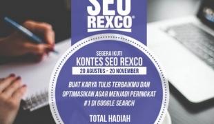 Kontes SEO Rexco
