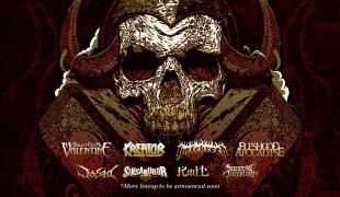 Kreator, Bullet For My Valentine, Hatebreed Siap Gebrak Hammersonic 2014