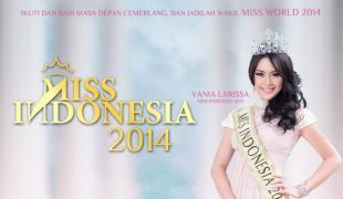 Pemilihan Miss Indonesia 2014