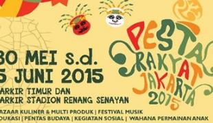 Pesta Rakyat Jakarta 2015