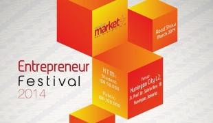 Roadshow Entrepreneur Festival 2014