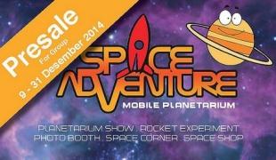 """Space Adventure """"Mobile Planetarium"""""""