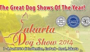 The Great Jakarta Dog Show PERKIN JAYA 2014