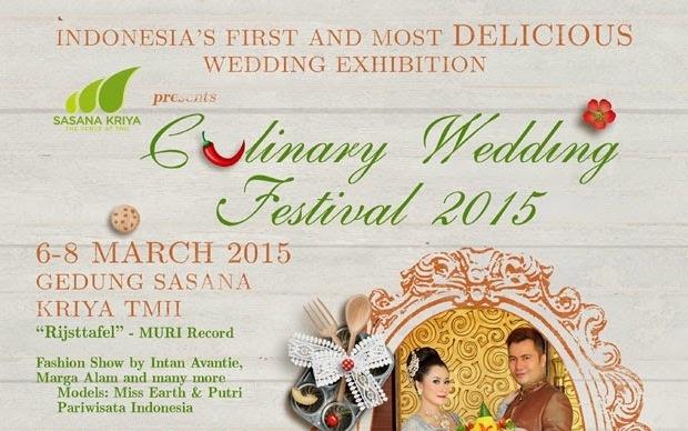 Culinary Wedding Festival 2015