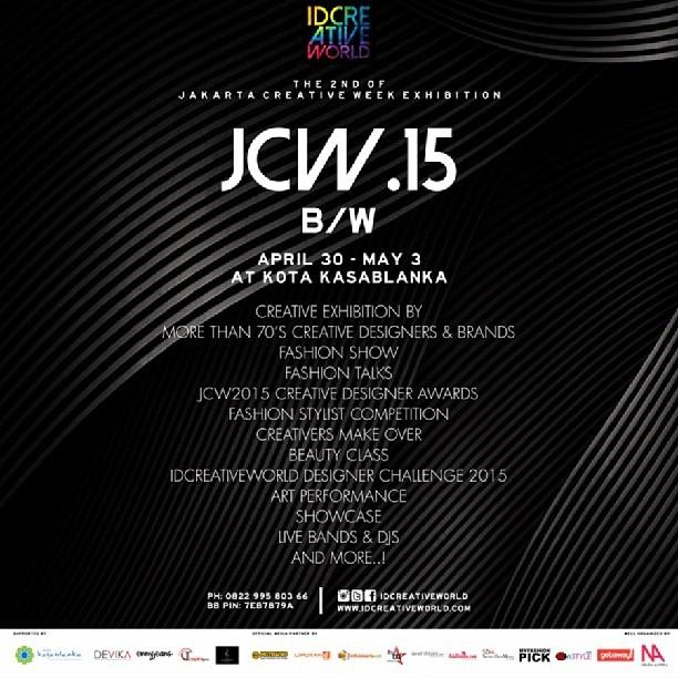 Indonesia Creative Week 2015