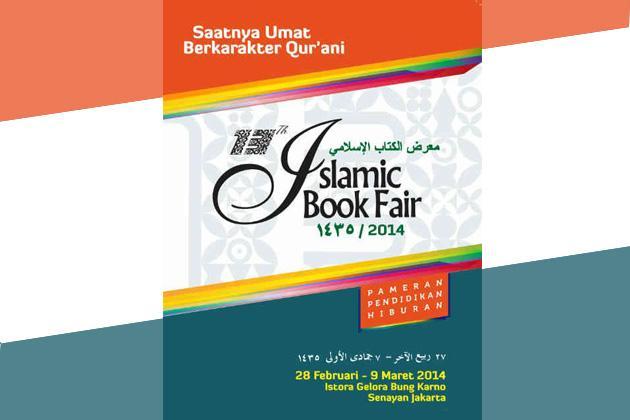 Islamic Book Fair 2014