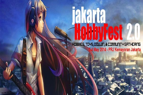Jakarta Hobby Fest 2.0
