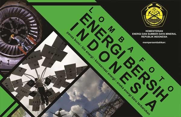 Lomba Foto Energi Bersih Indonesia