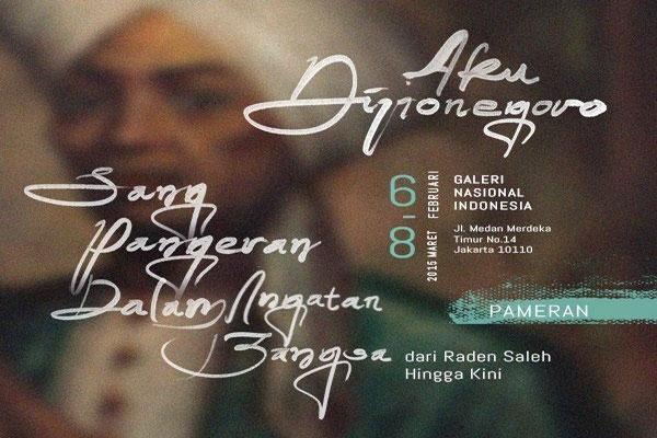 Pameran Aku Diponegoro 2015