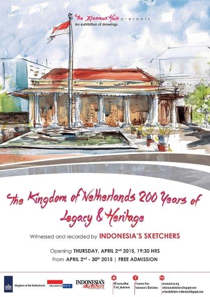 Pameran Indonesia's Sketchers