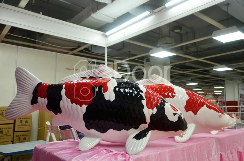 11th All Indonesia Koi Show 2014 Diikuti Oleh 256 Peserta Dengan Total Ikan Koi Mencapai 1364 Ekor