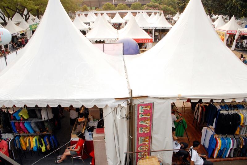 Kurang Lebih 200 Lokal Brand Berpartispasi Di Streetwear 2014