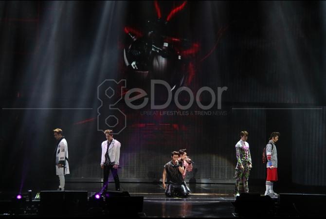 Akhirnya Boyband Kenamaan Asal Negeri Gingseng Korea, 2PM  Menggelar Konsernya Di Jakarta
