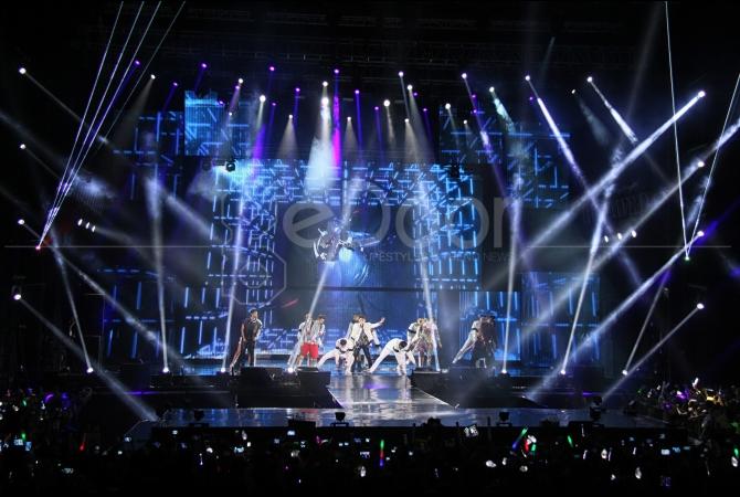 Konser ini merupakan ketiga kalinya digelar 2PM di Jakarta