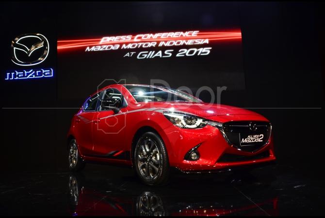 All New Mazda2 Hadir Dengan Edisi Terbatas