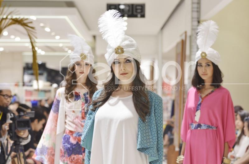Fashion Show Di Galeries Lafayette