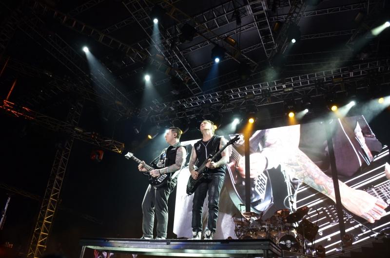 Akhirnya Avanged Sevenfold Hadir Menghibur Fans Di Indonesia Untuk Ke-3Kalinya