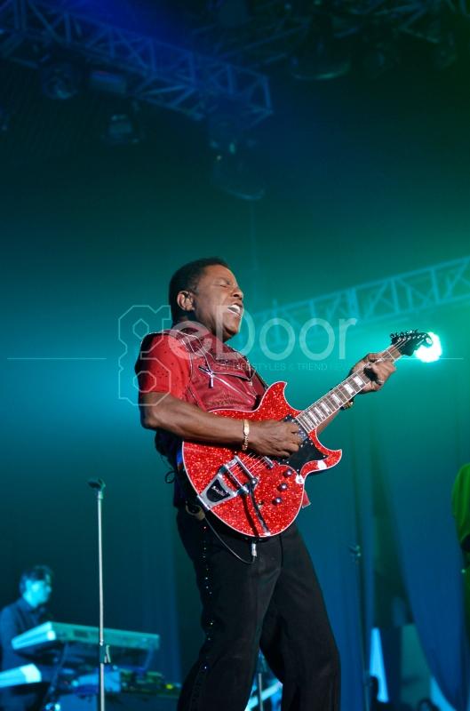 Aksi Jacksons Berasaudara Di Atas Panggung SoundsFair 2014