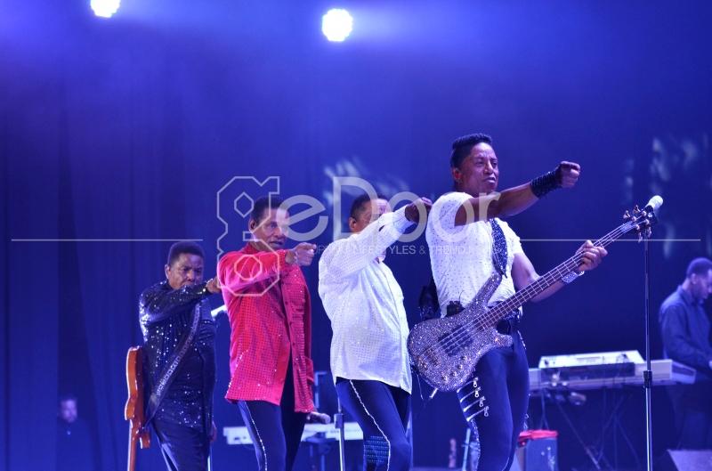The Jacksons Menjadi Penutup Gelaran Hari Terakhir SoundsFair 2014