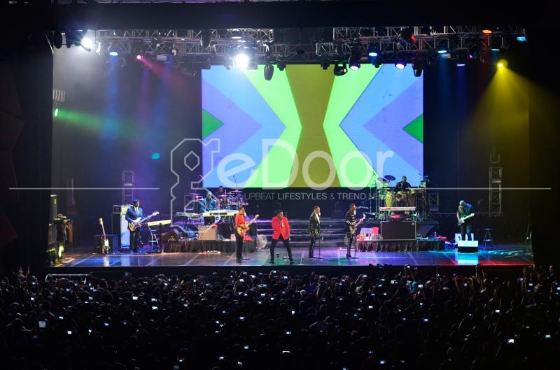 The Jacksons Pernah Masuk Dalam Rock And Roll Hall Of Fame Pada Tahun 1997