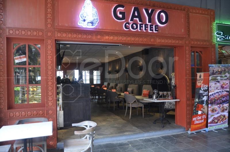 Bersantai Sambil Ngopi Di Gayo Coffee
