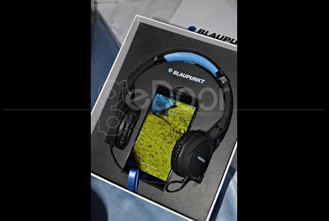 Blaupunkt Soundphone Sonido X1+ yang resmi diluncurkan untuk pasar gadget Indonesia