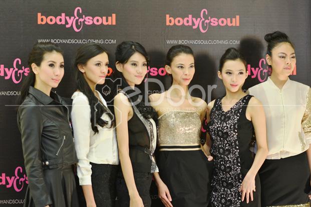 Body & Soul Grand Opening Outlet Kota Kasablanka