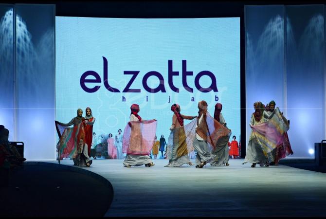 Koleksi hijab terbaru dari Elzatta