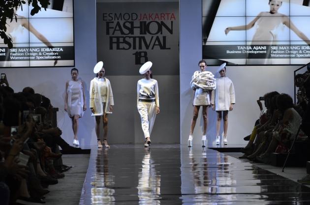 Lippo Malls ESMOD Fashion Show 2014