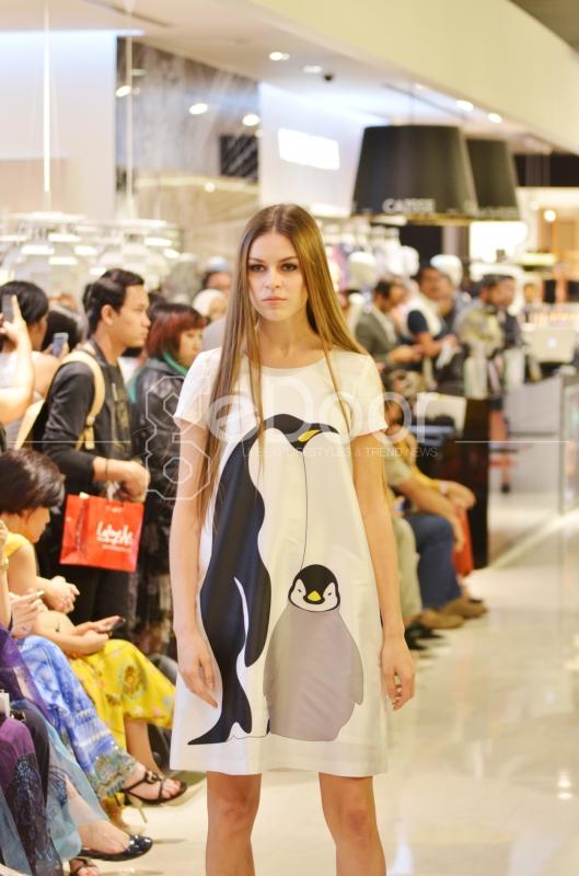 Event Fashion Show Di Jakarta 2014