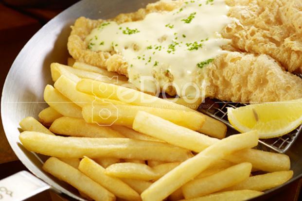 Fish & Co. Gandaria City Danish Fish & Chips Yang Menggoyang Lidah