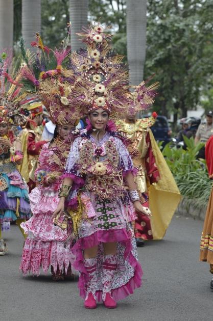 Jakarta Fashion & Food Festival (JFFF) 2014