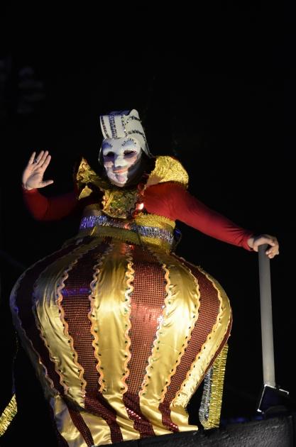 Jember Carnival DI Jakarta 2014