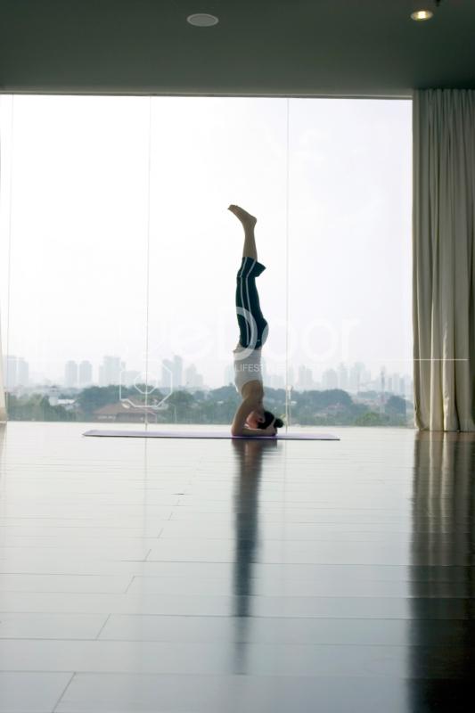 Aktifitas Rumah Yoga