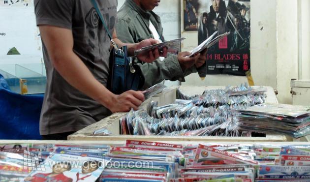 Glodok Sentranya DVD Murah Di Jakarta