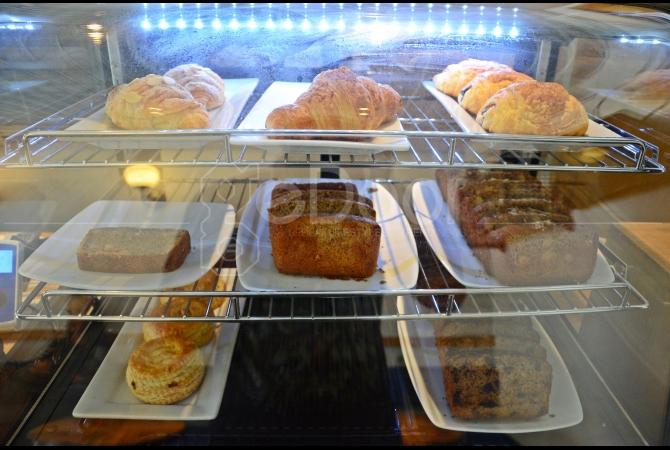 Pastry Yang Dijual Di Goni Coffee