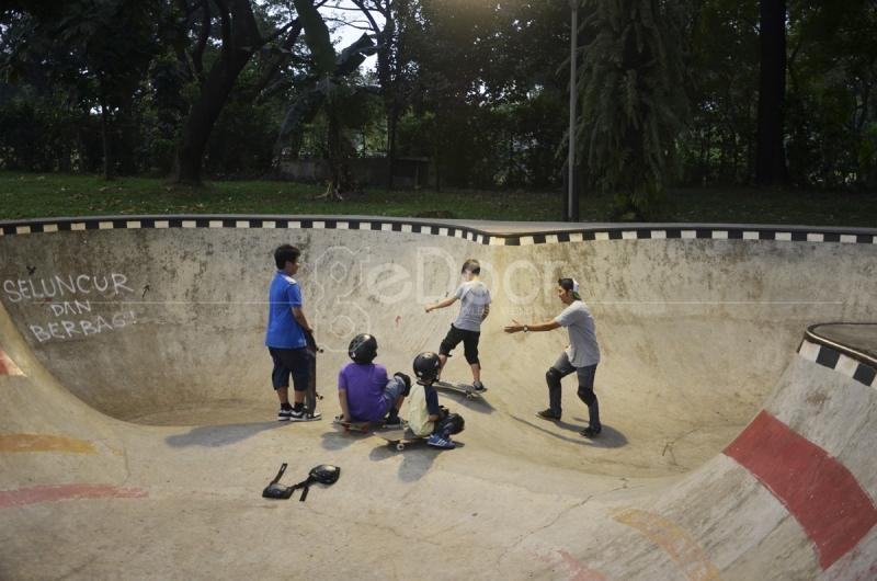 Skate Park Yang Ada Di Jakarta Timur