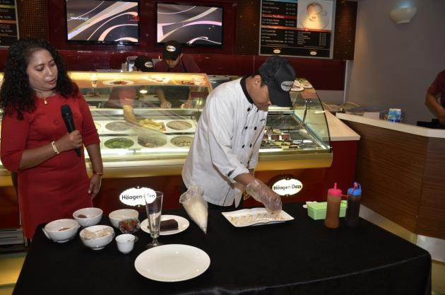 Restoran Es Krim Di Pacific Place Jakarta