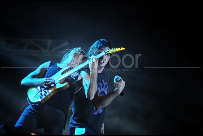Warbringer, Band Tharsh Metal Asal California Juga Ditunggu Penampilannya Di Festival Ini
